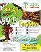 pamflet kampoeng Kurma Sirnasari